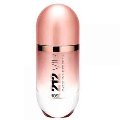 ادو پرفیوم زنانه کارولینا هررا مدل 212VIP Rose حجم 80 میلی لیتر