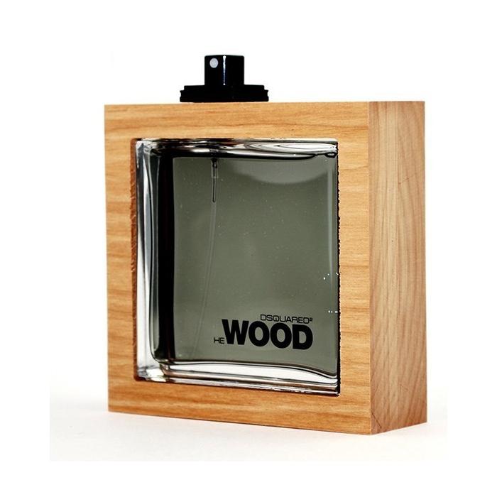 ادو تویلت مردانه دیسکوارد مدل He Wood حجم 100 میلی لیتر