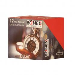 کاندوم بونکس مدل Delay بسته 12 عددی