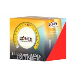 کاندوم بونکس مدل Largo And Hardex بسته 12 عددی