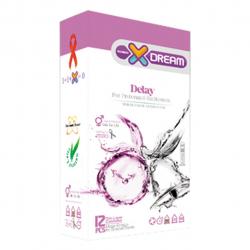 کاندوم ایکس دریم مدل Delay بسته 12 عددی