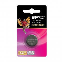 باتری سکه ای سیلیکون پاور مدل CR1620 یک عددی