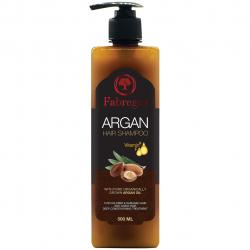 شامپو مو ویتامینه فابریگاس مدل Argan حجم 500 میلی لیتر