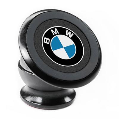 پایه نگهدارنده گوشی موبایل جنکا مدل MH009 با آرم BMW (مشکی)