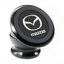 پایه نگهدارنده گوشی موبایل جنکا مدل MH009 با آرم مزدا (نقره ای)