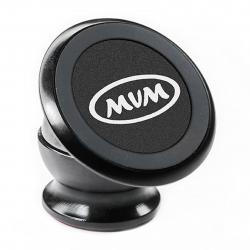 پایه نگهدارنده گوشی موبایل جنکا مدل MH009 با آرم ام وی ام (نقره ای)