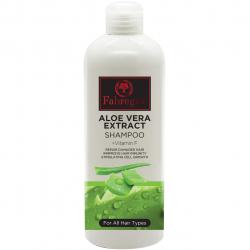 شامپو مو روزانه ویتامینه فابریگاس مدل Aloevera حجم 400 میلی لیتر