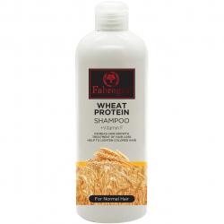 شامپو مو روزانه ویتامینه فابریگاس مدل Wheat Protein حجم 400 میلی لیتر