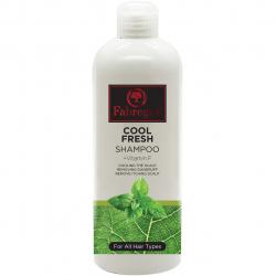 شامپو مو روزانه ویتامینه فابریگاس مدل Cool Fresh حجم 400 میلی لیتر