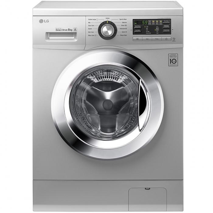 ماشین لباسشویی ال جی مدل WM-M71 ظرفیت 7 کیلوگرم