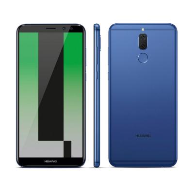گوشی موبایل هوآوی مدل Mate 10 lite RNE-L21 دو سیم کارت (طلایی)