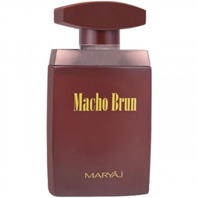 ادو پرفیوم مردانه ماریاژ مدل Macho Brun حجم 100 میلی لیتر