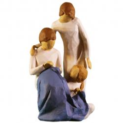 مجسمه امین کامپوزیت مدل نسلها کد 11