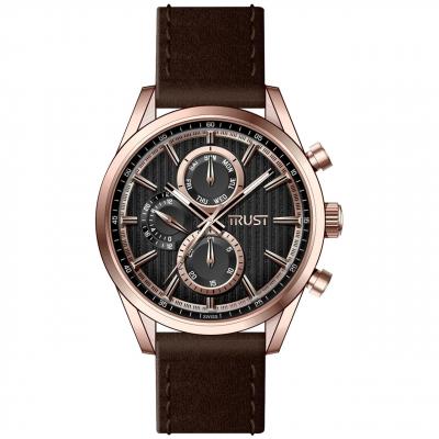 ساعت مچی عقربه ای مردانه تراست مدل G432CUD