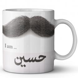 ماگ ماگستان مدل حسین (سفید)