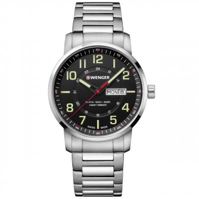 ساعت مچی عقربه ای مردانه ونگر مدل  01.1541.102