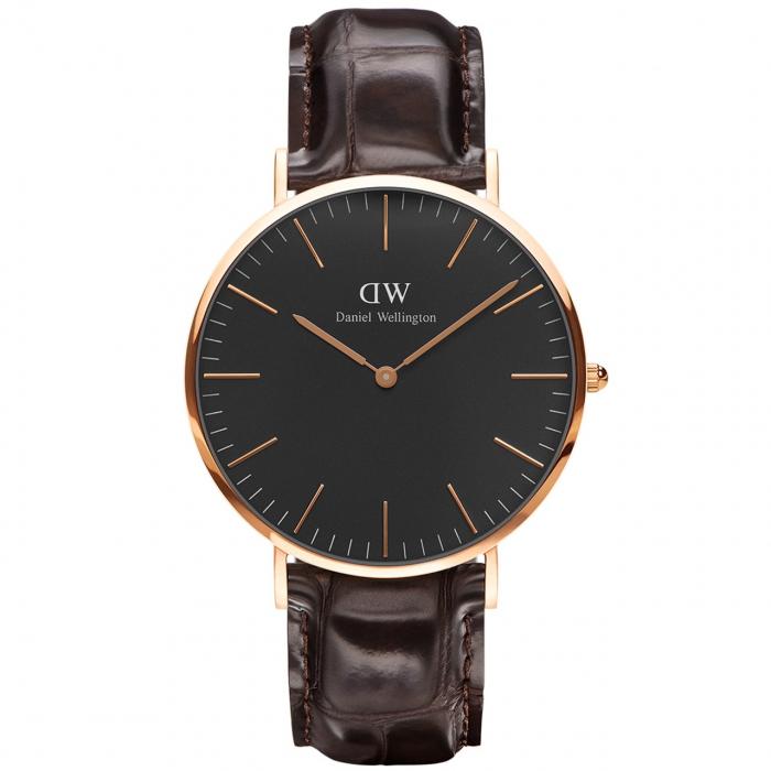 ساعت مچی عقربه ای مردانه دنیل ولینگتون مدل DW00100128
