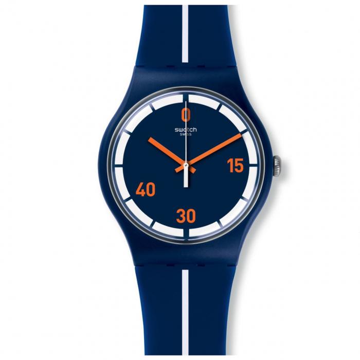 ساعت مچی عقربه ای سواچ مدل SUOZ221