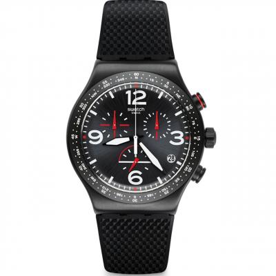 ساعت مچی عقربه ای مردانه سواچ مدل YVB403