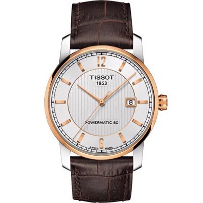 ساعت مچی عقربه ای مردانه تیسوت مدل T087.407.56.037.00