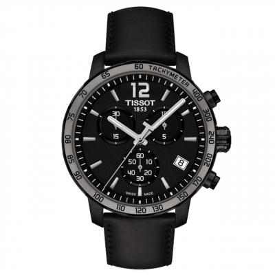 ساعت مچی عقربه ای مردانه تیسوت مدل Quickster T095.417.36.057.02