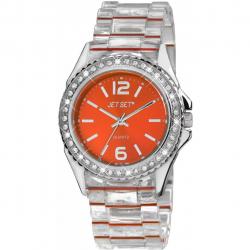 ساعت مچی عقربه ای زنانه جت ست مدل J79894-760