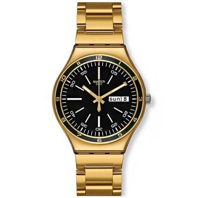 ساعت مچی عقربه ای سواچ مدل YGG705G