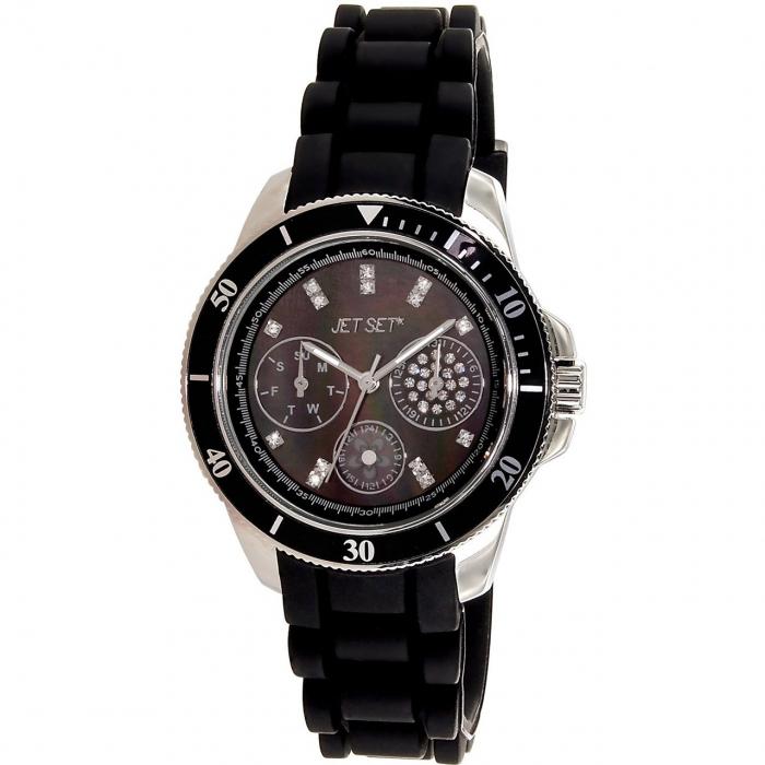 ساعت مچی عقربه ای زنانه جت ست مدل J50962-247