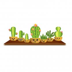 استیکر دیواری سالسو طرح شادی گیاهان