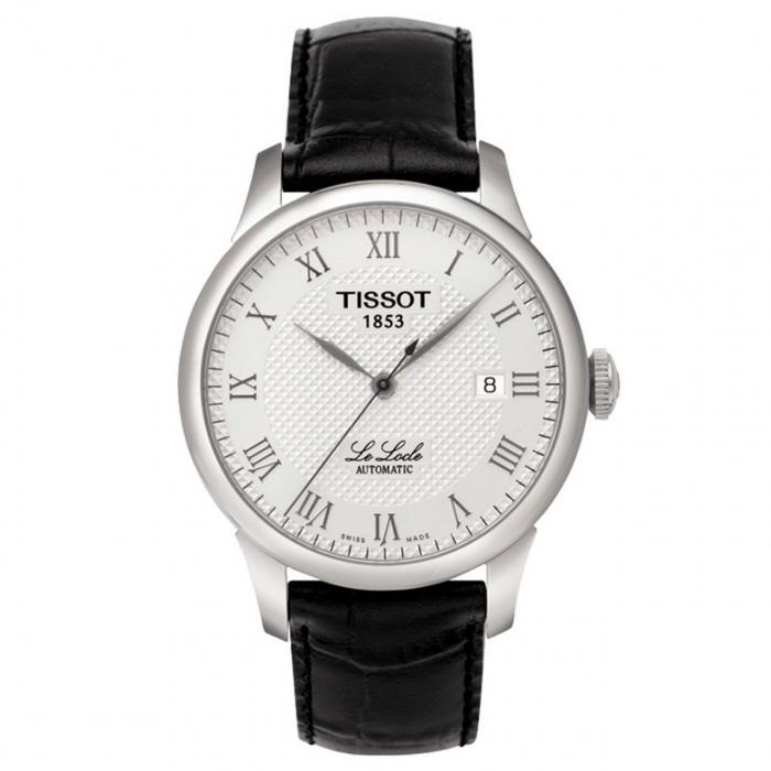 ساعت مچی عقربه ای مردانه تیسوت مدل Le Locle T41.1.423.33