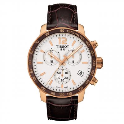 ساعت مچی عقربه ای مردانه تیسوت مدل Quickster T095.417.36.037.00