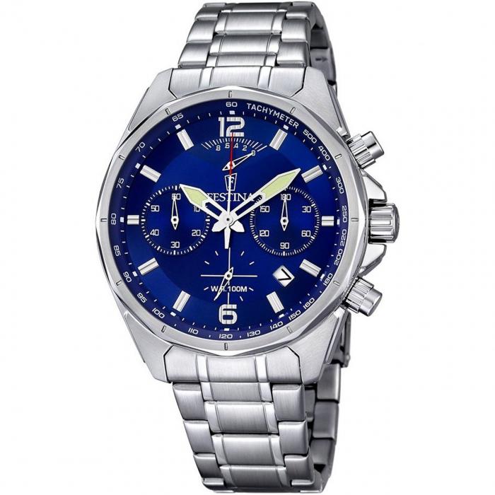 ساعت مچی عقربهای مردانه فستینا مدل F6835/3