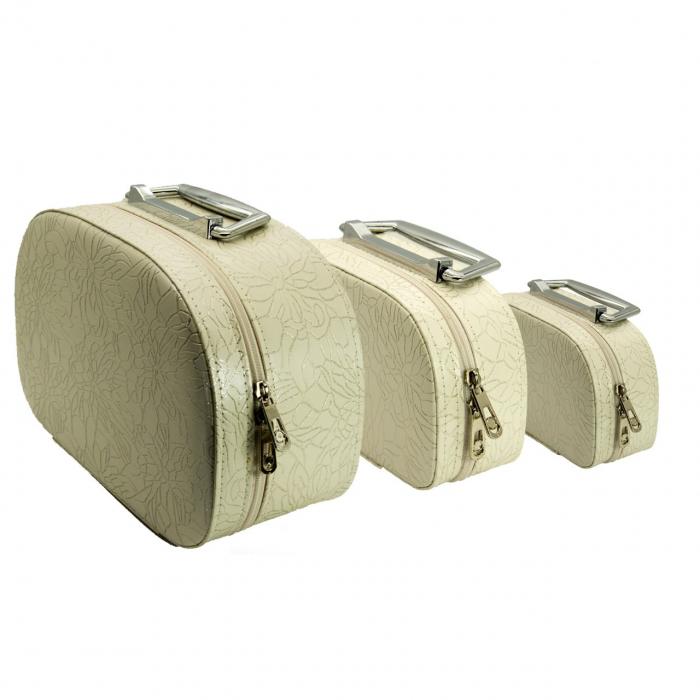 کیف لوازم آرایشی دی پی آرت مدل Dp8618 مجموعه 3 عددی