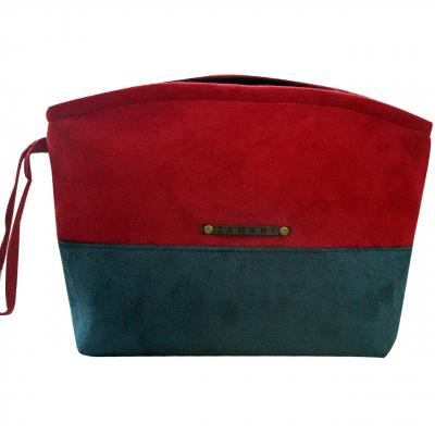 کیف آرایشی پارچه ای زنانه زمانی مدل 504