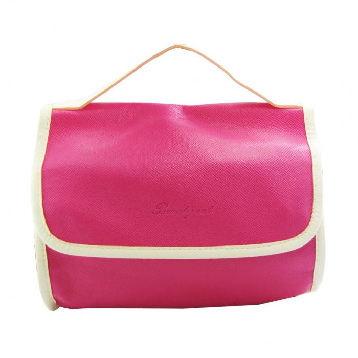 کیف لوازم آرایشی بیوتی طرح 6