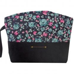 کیف آرایشی پارچه ای زنانه زمانی مدل 503