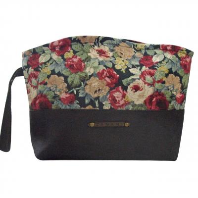 کیف آرایشی پارچه ای زنانه زمانی مدل 501