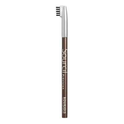 مداد ابرو بورژوآ مدل Sourcils Precision شماره 04 (قهوه ای)