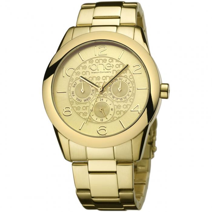ساعت مچی عقربه ای زنانه وان واچ مدل OL5008DD31E