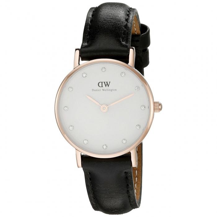 ساعت مچی عقربه ای زنانه دنیل ولینگتون مدل DW00100060