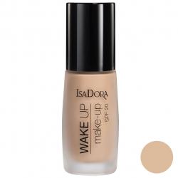 کرم پودر ایزادورا سری Wake Up Make-Up مدل Sand شماره 02