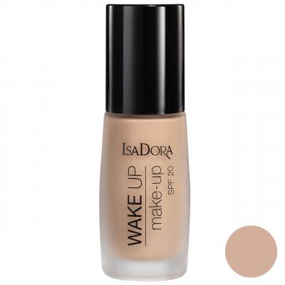 کرم پودر ایزادورا سری Wake Up Make-Up مدل Cool Beige شماره 06