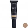 کرم پودر ایزادورا مدل Natural Matt oil free شماره 16