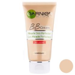 کرم پودر گارنیه مدل Miracle Skin Perfector BB Light