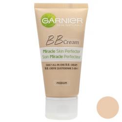 کرم پودر گارنیه مدل Miracle Skin Perfector BB Medium