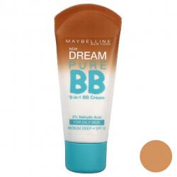 کرم پودر میبلین مدل  Dream Pure BB حجم 30 میلی لیتر