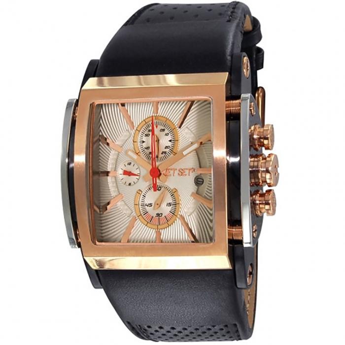 ساعت مچی عقربه ای مردانه جت ست مدل J6407R-237