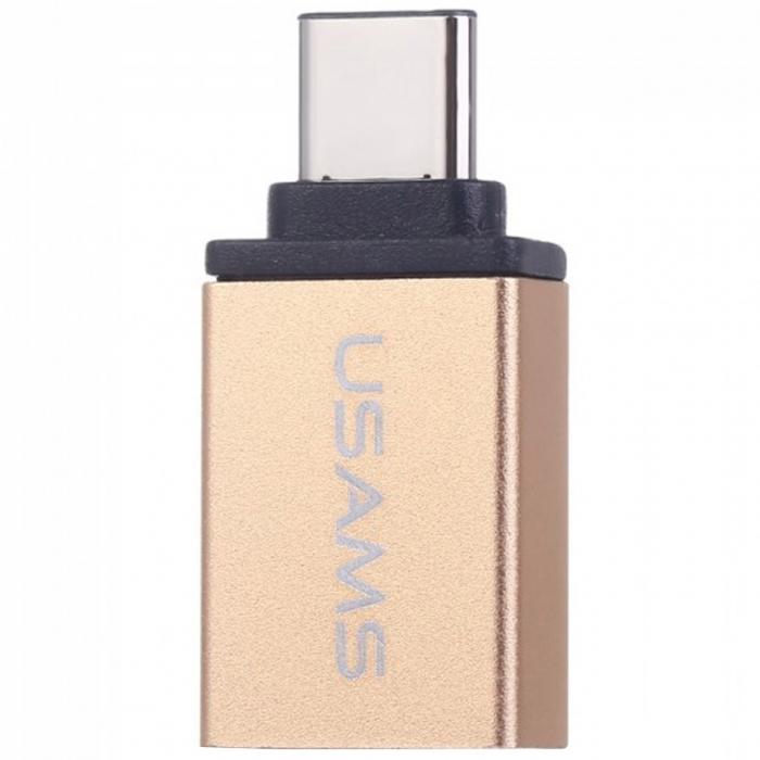 مبدل USB-C به USB 3.1 OTG یوسمز مدل US-SJ028