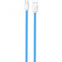 کابل تبدیل USB به microUSB الدینیو مدل XS-07 به طول 1 متر