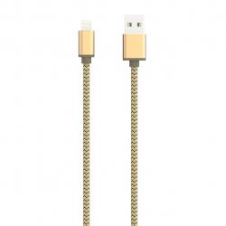 کابل تبدیل USB به لایتنینگ الدینیو مدل LS17 به طول 2 متر